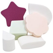 Latex-free Make-up Sponge Assortment
