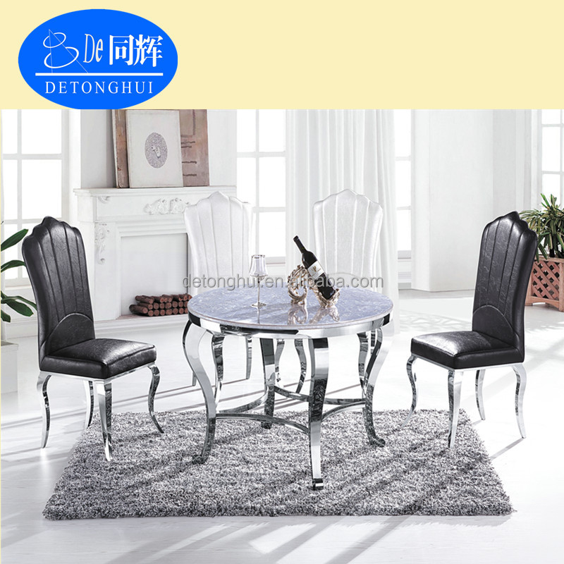 Modern Design Extendable Glass Dining Table Wholesale Suppliers