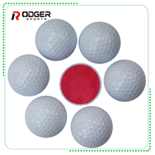 High quality 2pc layer driving range golf golft ball wholesale colored range practice golf balls