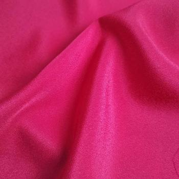 hot sale super soft crepe de chine by the yard textile materials