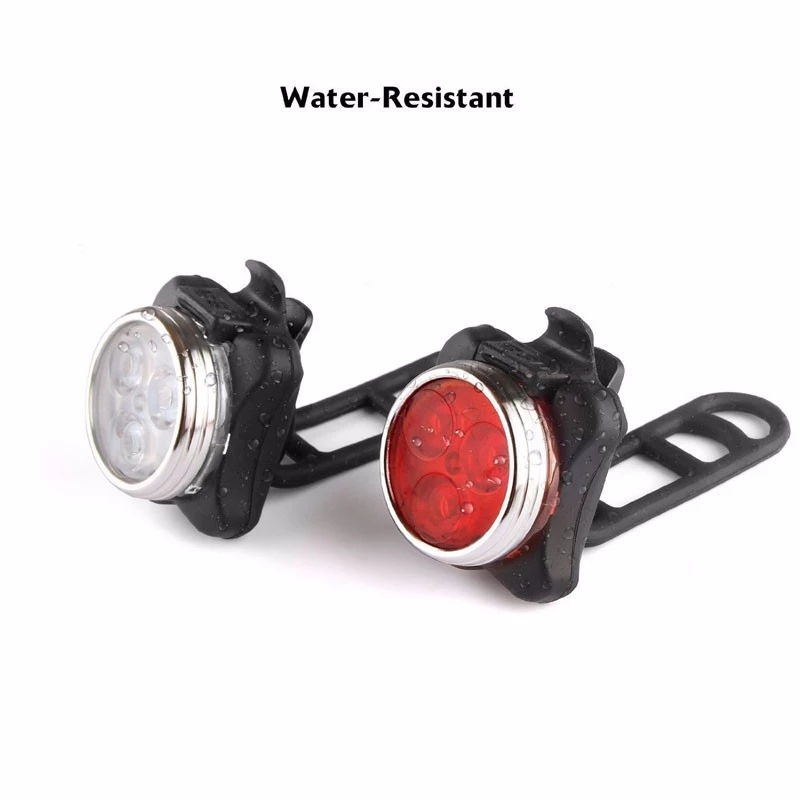 Good Quality Bike Accessories USB Rechargeable Cycling LED Bicycle Rear Light
