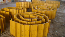 Track Shoe for Excavator and Bulldozer Spare Parts/Crawler Track Pad/Track Shoe For Crawler Crane