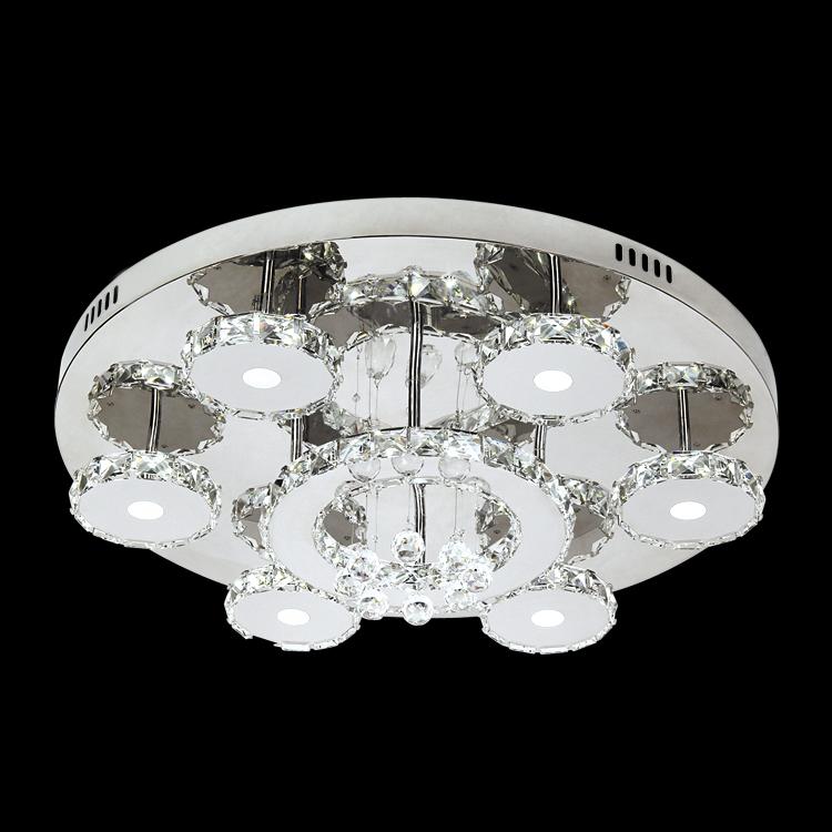 Led Light Fixtures Luxury Chandelier
