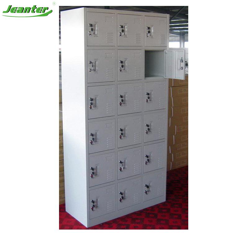 Guangzhou Metal Locker 18 Door Steel