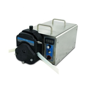 Color touch sreen prominent dosing pumps