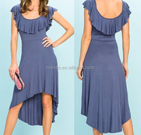 The Latest Version Dress For Young Ladies