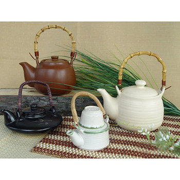 Tea Pot tea ceremony Chinese style Japanese style tea pot