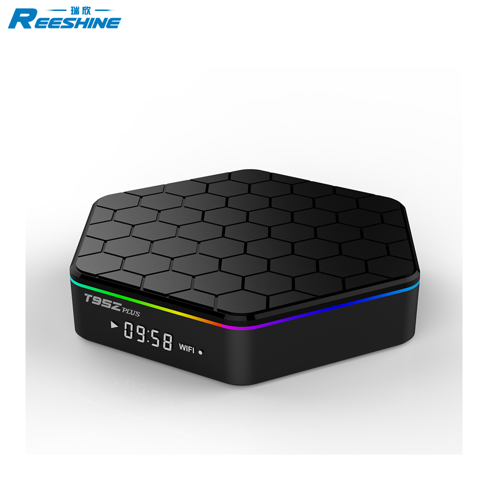 T95Z plus Android TV Box amlogic s912 android 7.1 tv box 2gb ram 16gb rom set top box