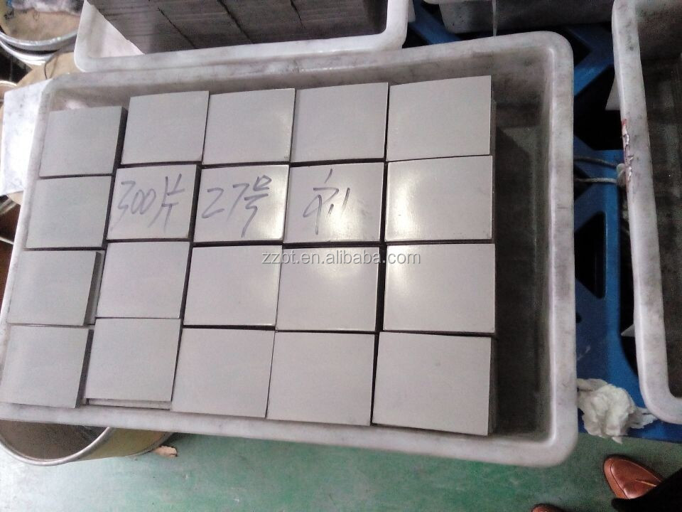 Boron Carbide B4c Ceramic Bulletproof Ballistic Plate Tile