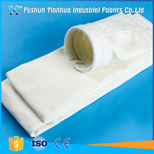 High quality dust polyester filter bag for Industiral dust removal system