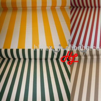 1000d Pvc Tarpaulin Striped Awning Fabric - Buy Pvc ...