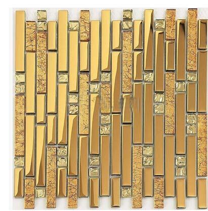 Acquista all 39 ingrosso online piastrelle di vetro per la for Piastrelle da parete