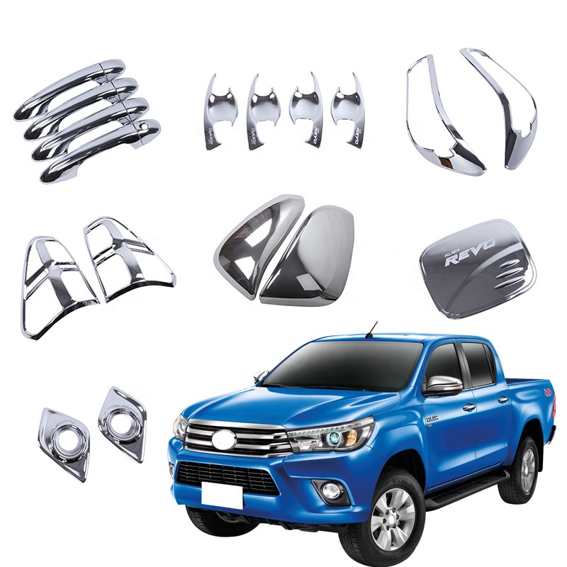 HILUX REVO 2015 ABS CHROM KIT PICKUP PICKUP