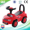 New original PP plastic baby swing toy car for child slide car export in Philppines