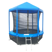 Hoge <span class=keywords><strong>Kwaliteit</strong></span> Outdoor <span class=keywords><strong>Trampoline</strong></span> Fitness Achtertuin <span class=keywords><strong>Trampoline</strong></span> met Tent