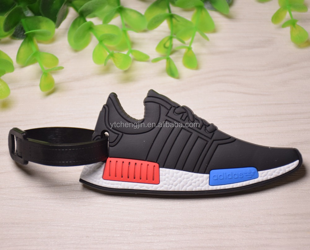 f657dd450fdb Nmd Sneaker Shoes Shaped Luggage Tag For Sale - Buy Nmd ...