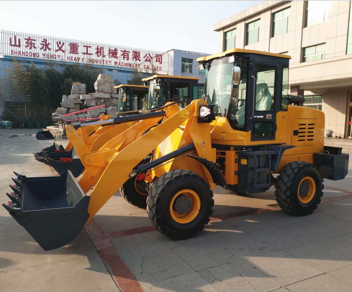 Zl920 front end utility avant compacto new não utilizado articulado mini carregadeira de rodas preço made in china
