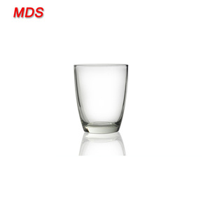 New design stemless water glass drinking tumbler prices