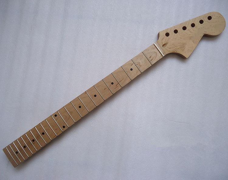 buy top quality 22 fret canadian maple electric guitar neck guitar parts. Black Bedroom Furniture Sets. Home Design Ideas