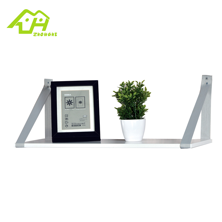 China Manufacturer Durable Wooden Wall Shelf Design