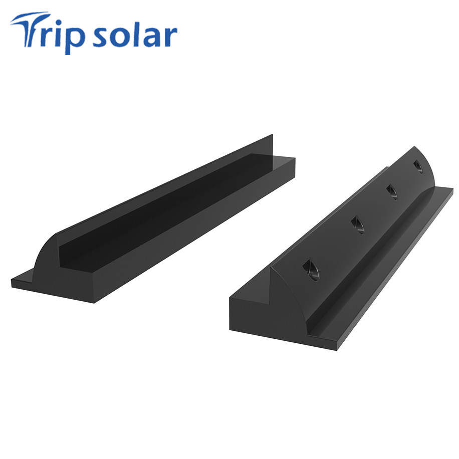 ABS Solar Panel Mounting Bracket 500MM