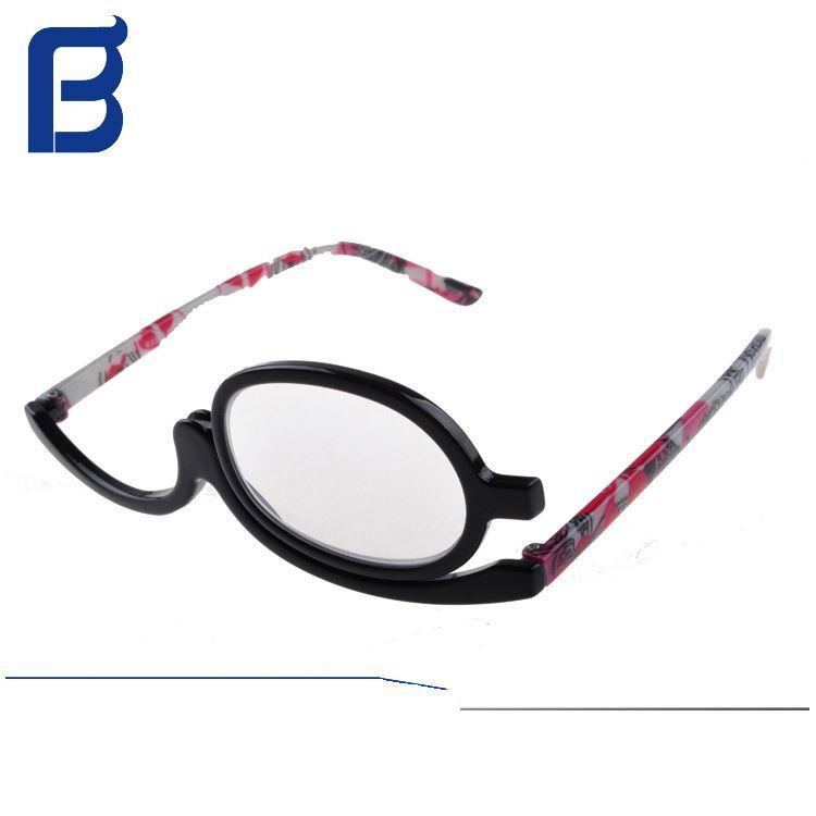 Fine appearance factory supply rimless reading glasses 1.25