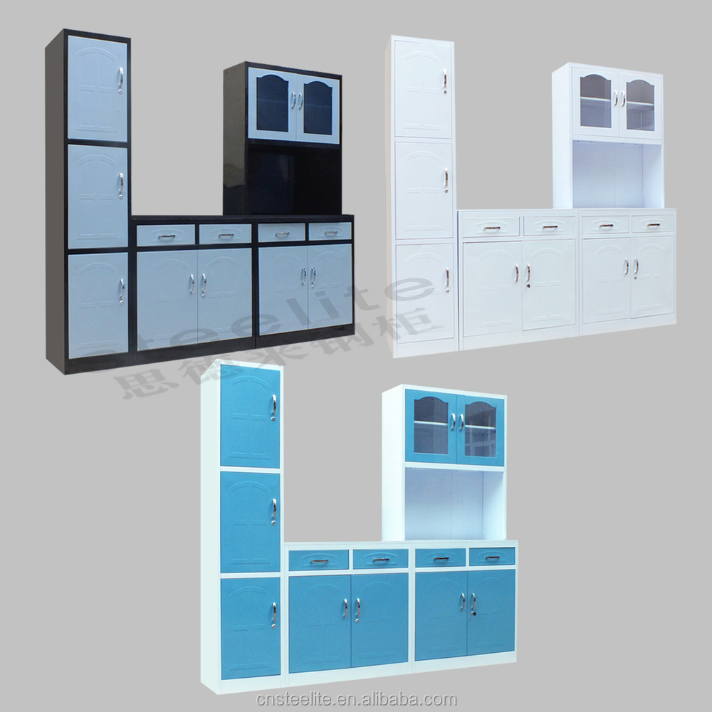 ready to assemble kitchen display cabinet kitchen pantry cupboard