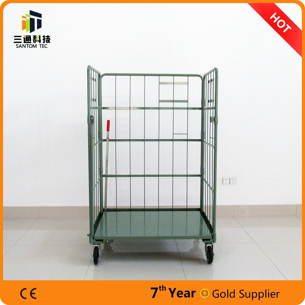 hot selling logistcie cart, roll container with SGS certificate