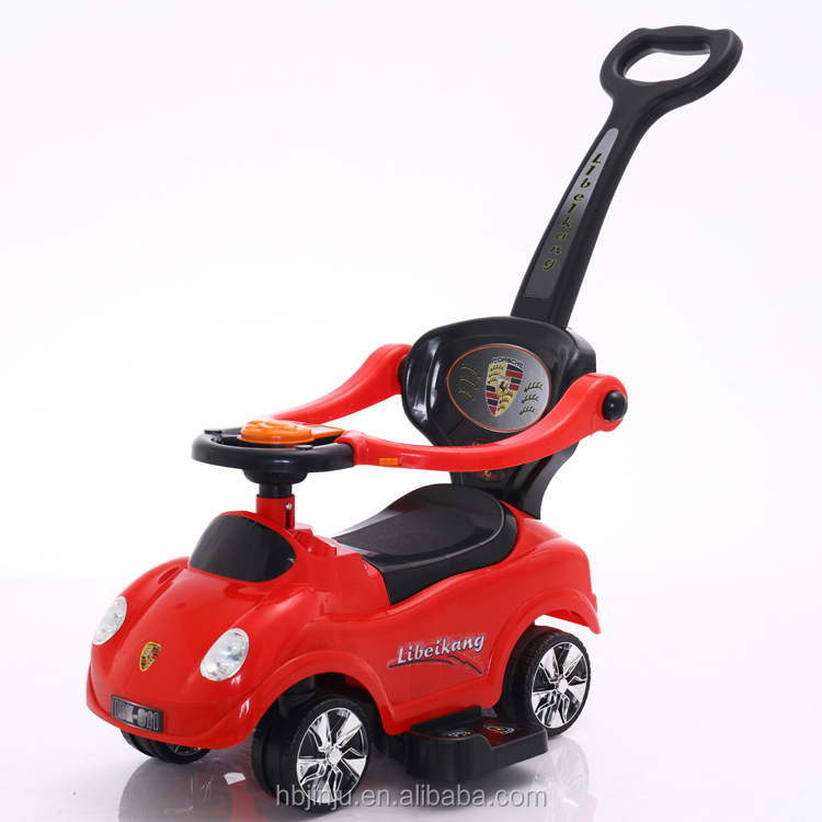 2017 New procuts baby plastic toy cars for kids to drive,ride on toy swing car