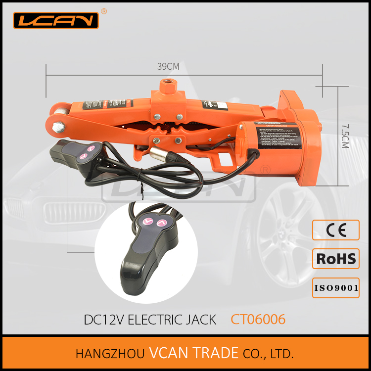 High Quality CE GS Approved 1ton to 2ton Automatic Car Jack&Scissor Lift Jacks