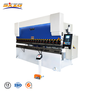 100T Cnc Used Hydraulic Press Brake Machine Price for Steel Metal Working