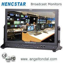 21.5'' dual link 4:4:4 hd sdi 3g broadcast monitor, hd sdi cctv teste do monitor