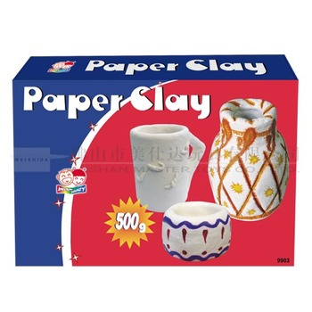 2019 creative toys for children  Paper Clay