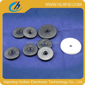 Waterproof Rfid Pps Plastic Laundry Tag
