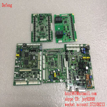 Circuit wafer MDU-31 SN for JSW plastic molding machine