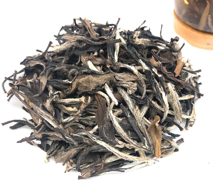 Chinese Weight Loss Tea Organic Pai Mu Tan White Tea Natural Beauty Slimming White Tea - 4uTea | 4uTea.com