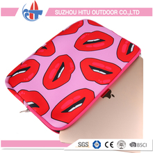 Top quality neoprene laptop bag cover case with handle whole sale sleeves for MacBook air 13