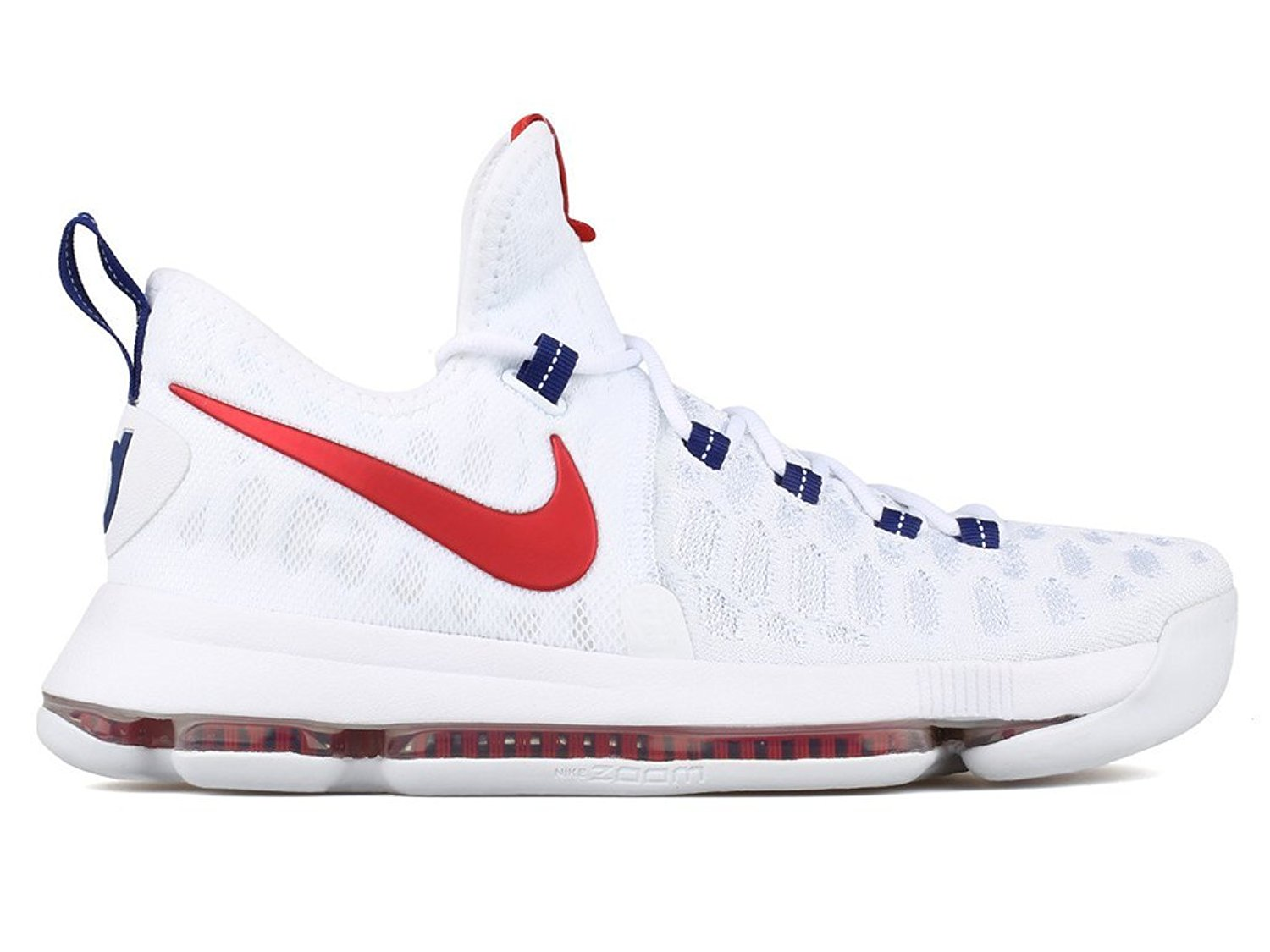 5bf6372492f1 Get Quotations · Nike Mens KD 9 Basketball Shoe