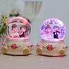 Promotional Resin Decoration Wedding Favor Water Globes
