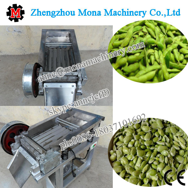 Factory Outlet video disponibili bean peeling macchina/fagioli verdi pelapatate