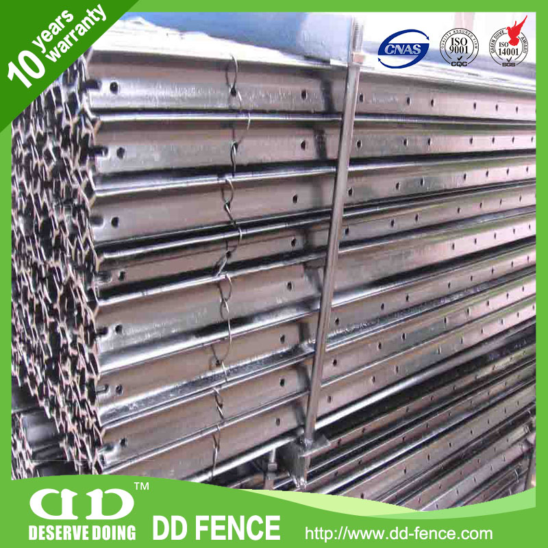 Plastic 1.8m galvanized deer fencing made in China