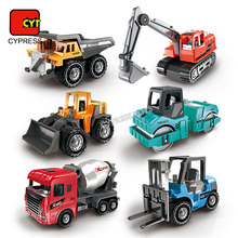 Alloy Sliding Toys Diecast Toy Vehicles 1:64 Diecast Truck