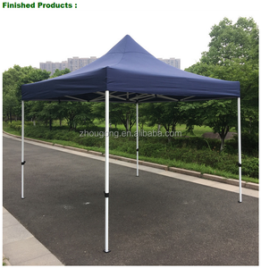 3x3 Folding Tent Canopy / Metal Pop Up Tent / Folding Canopy Shelter, Easy Up Tent, Custom Logo Printed