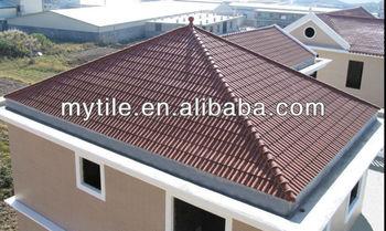 Monier Roofing Tiles Villa Roof Tiles Ceramic Roof Tile