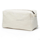 Simple Plain Cotton Cosmetic Bags