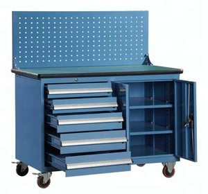 Us General Tool Cabinet Tool Chest Manufacture Work Bench Heavy Duty Tool Cabinet