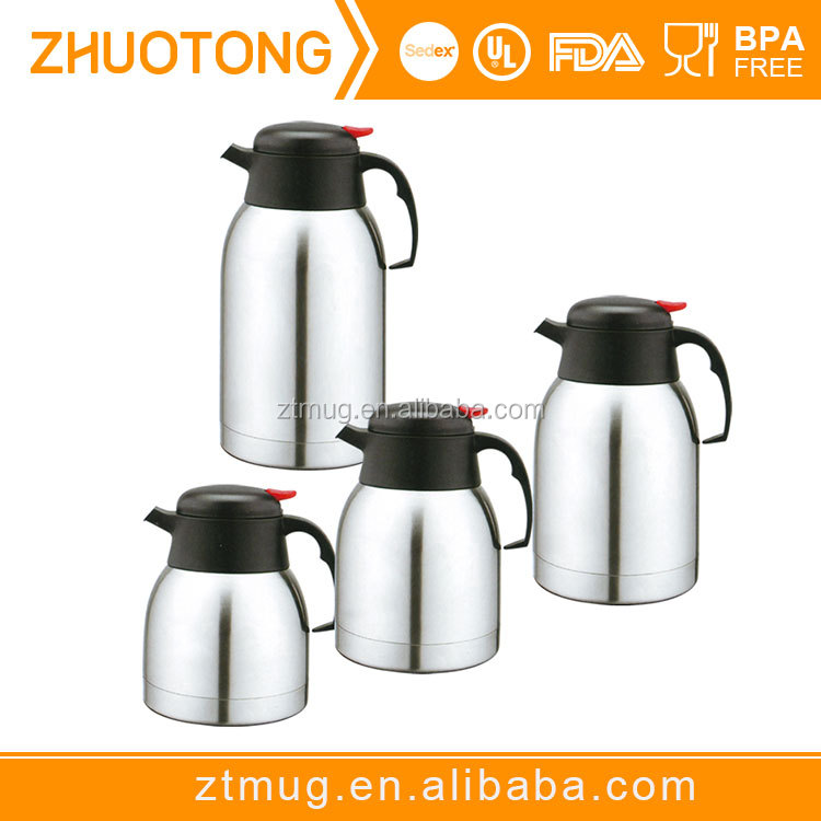 vacuum coffee pot/stainless steel vacuum pot