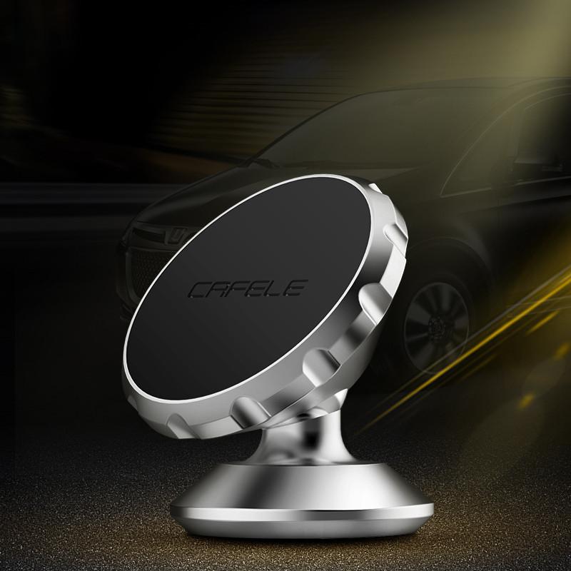cafele 360 degree universal magnet car holder air vent mount smartphone dock mobile phone holder, cell phone holder stands