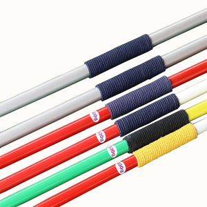 IAAF certificated javelin throw school training competition sports javelin with bottom price