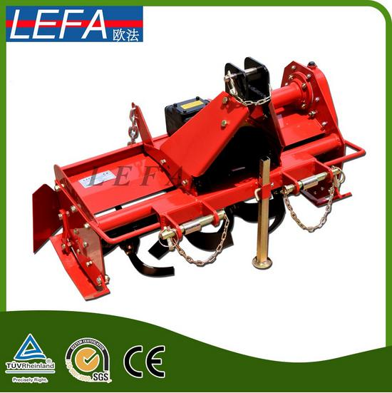 Chinese manufacturer rotary tiller with PTO shaft for tractors on sale